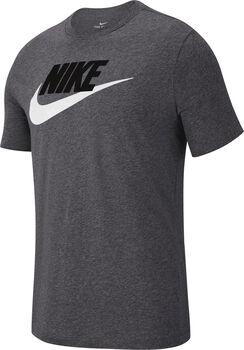 Nike M Tee Icon férfi póló Férfiak szürke