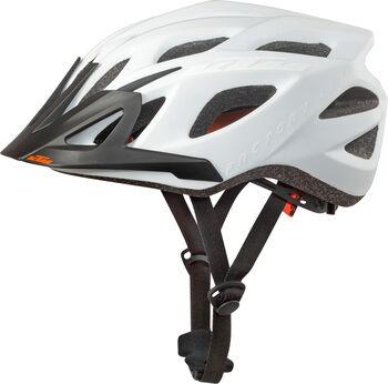 KTM Factory Line felnőtt kerékpáros sisak fehér