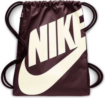 Nike Heritage Gymsack tornazsák piros