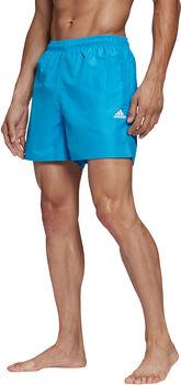 adidas Solid Clx Sh Sl férfi rövidnadrág Férfiak kék