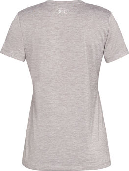 Under Armour Tech™ V-Neck Twist női póló Nők szürke