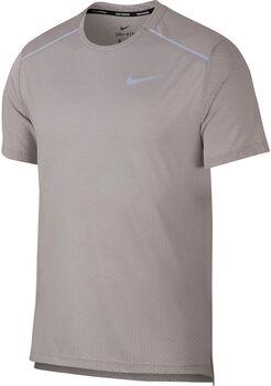Nike Rise 36 Running Top férfi futópóló Férfiak szürke