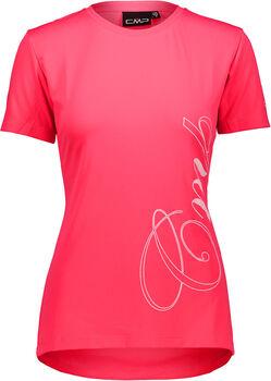 CMP Varese női póló Nők piros