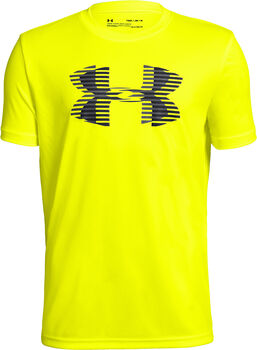 UNDER ARMOUR Tech Big Logo Fiú sárga