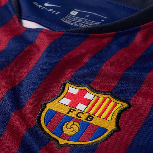 Breathe FC Barcelona Home felnőtt focimez