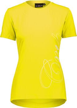 CMP Varese női póló Nők sárga