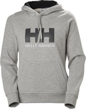 Helly Hansen W HH Logo Hood női kapucnis felső Nők szürke