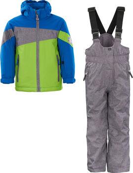 McKINLEY Ellery+Tyler 10.10 gyerek síruha szett zöld