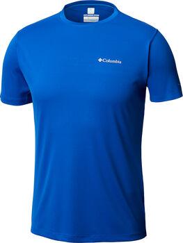 Columbia Zero Rules férfi póló Férfiak kék