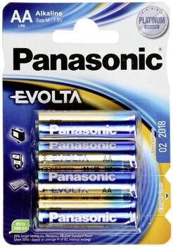 Panasonic  Elem 1,5V LR06  fehér