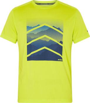 McKINLEY Ffi.-T-shirt Férfiak sárga