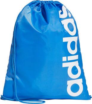 adidas Lin Core Gym sack tornazsák kék
