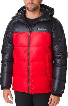 Columbia Pike Lake Hooded férfi kabát Férfiak piros