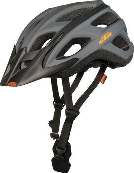 KTM FactoryCharacter Tour kerékpáros sisak szürke