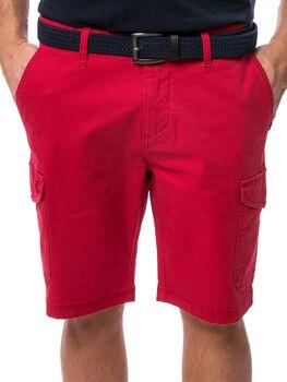Heavy Tools Wayland férfi rövidnadrág Férfiak piros
