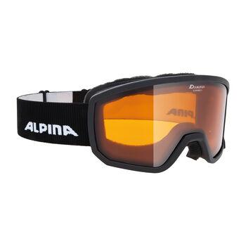 ALPINA Scarabeo S DH felnőtt síszemüveg fekete