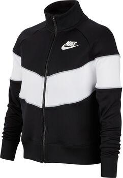 Nike G Nsw Heritage Fz lány kapucnis felső