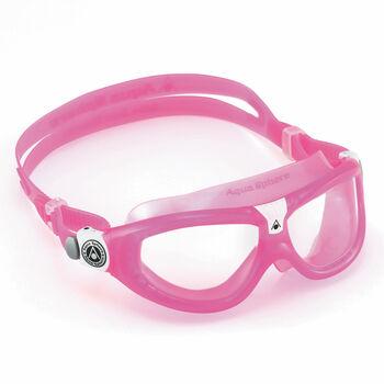 Aqua Sphere PHELPS Maszk SEAL KID 2 rózsaszín