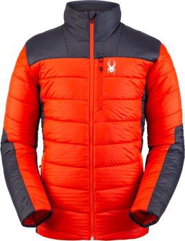 Spyder Glissade Insulator férfi kabát Férfiak piros