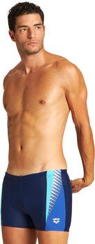 Arena M THREEFOLD SHORT férfi száras fürdőnadrág Férfiak kék