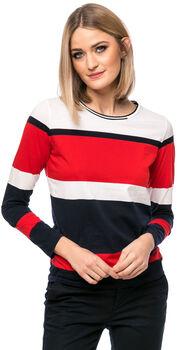 Heavy Tools Cabiza női hosszú ujjú póló Nők piros