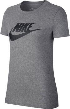 Nike Nsw Tee Essential női póló Nők szürke
