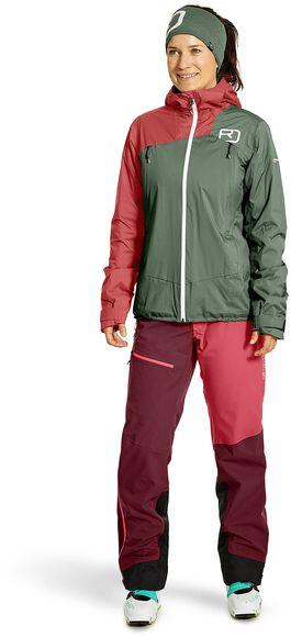 2L Swisswool Leone női túrasí dzseki