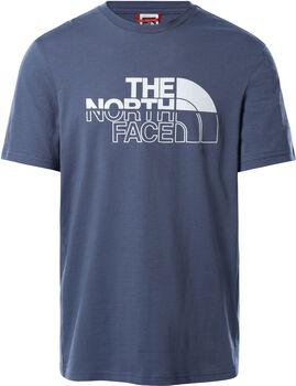 The North Face Campay Tee férfi póló Férfiak kék