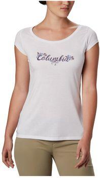 Columbia  Shady Grove SS Teenői póló Nők fehér