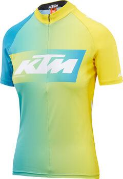 KTM Női-Kerékp.trikó Nők kék