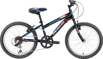 """NAKAMURA Booster 20"""" gyerek kerékpár fekete"""