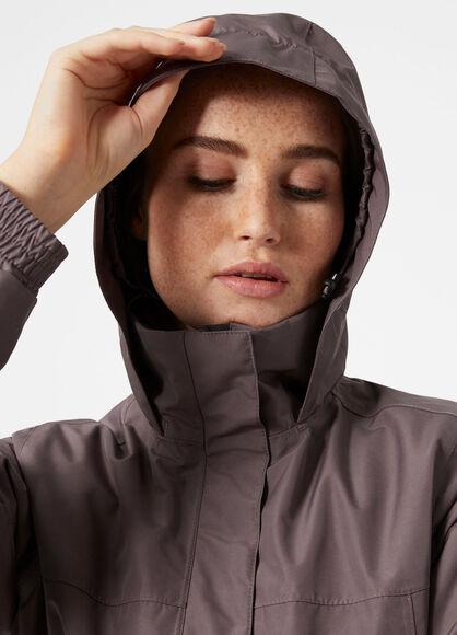 W Aden Long In női kabát