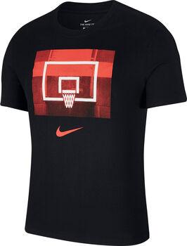 Nike Dri-FIT Tee Backboard férfi póló Férfiak fekete