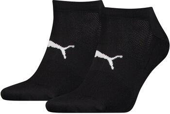 Puma Lightweight Sneaker zokni (2 pár/csomag) fekete