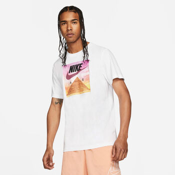 Nike  M NSW TEE FESTIVALférfi póló Férfiak fehér