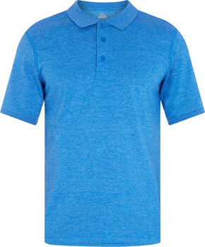McKINLEY Active Pellew férfi galléros póló Férfiak kék