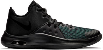 Nike Air Versitile III férfi kosárlabdacipő Férfiak fekete