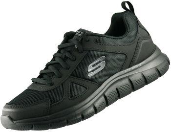 Skechers Track - Scloric szabadidő cipő Férfiak fekete
