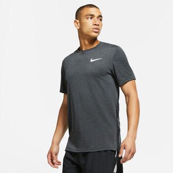 Nike  M NK TOP SS HYPER DRYférfi póló Férfiak fekete