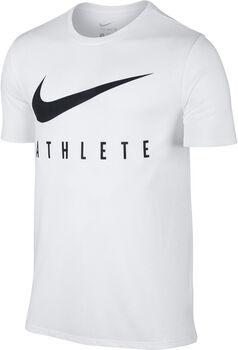 Nike Swoosh Athlete férfi póló Férfiak fehér