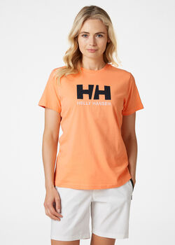 Helly Hansen W HH Logo női póló Nők narancssárga