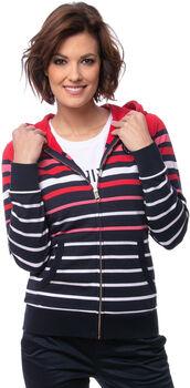 Heavy Tools Saniri női kapucnis felső Nők piros