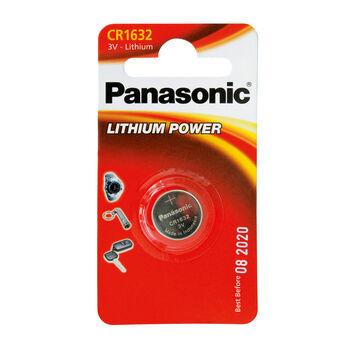 Panasonic elem 3V fehér