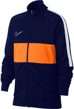 "Nike Dri-FIT Academy ""I96"" Big Kids' Soccer Jacket Fiú kék"