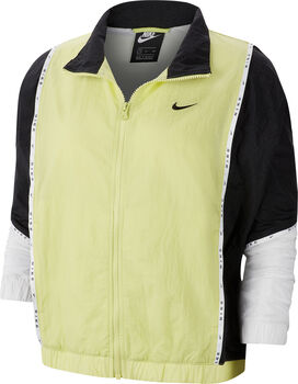 Nike Sportswear Woven női dzseki Nők zöld