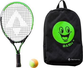 TECNOPRO BASH 19 gyerek teniszütő fekete