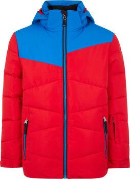 McKinley Speed Boys kabát piros