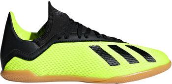 adidas X TANGO 18.3 IN J sárga