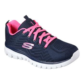 Skechers Graceful női szabadidőcipő Nők kék