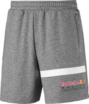 Puma RedBullRacing Logo férfi rövidnadrág Férfiak szürke
